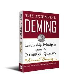 The essential deming by joyce orsini