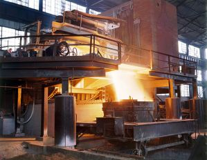 Mini mill disruptor of integrated steel mills
